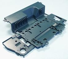 Casted Polyurethane prototype
