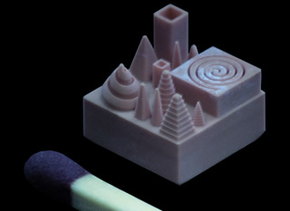 Mareco Micro Prototyping, Pyramide